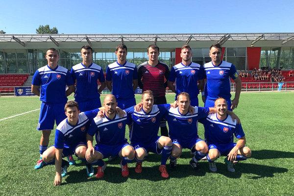 Mužstvo slovenskej reprezentácie Policajného zboru SR na Majstrovstvách Európy väzenských služieb vo futbale vMoldavsku skončilo po dvoch tituloch tento rok na piatom mieste.