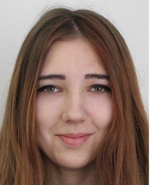 Nicola Hudáková zo Záriečia (okres Púchov).