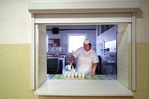 V obnove kuchyne bude obec pokračovať aj tento rok.