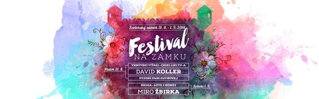 Festival na zámku
