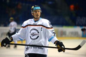 Ladislav Nagy je najproduktívnejším hráčom slovenskej Tipsport ligy.