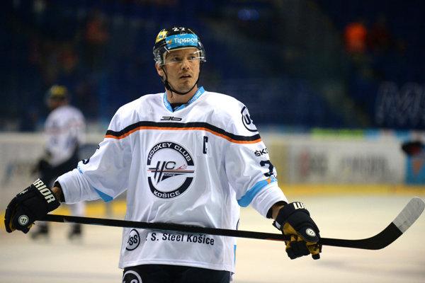 Ladislav Nagy sa vracia do tímu po zranení.