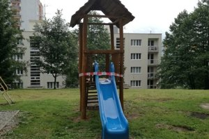 Detské ihrisko Krivánska