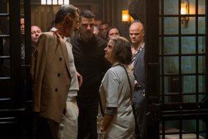 Hotel Artemis. Jodie Foster vyzerá ako babička.