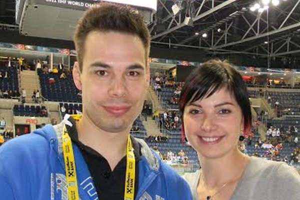 Miroslav Valach a Martina Valachová.