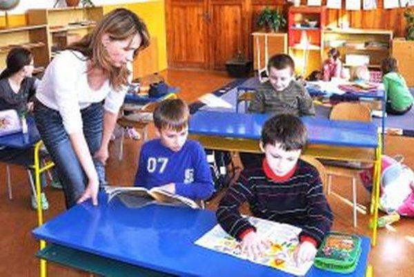 Základnú školu v Párnici museli pre nedostatok detí vyradiť zo siete škôl.