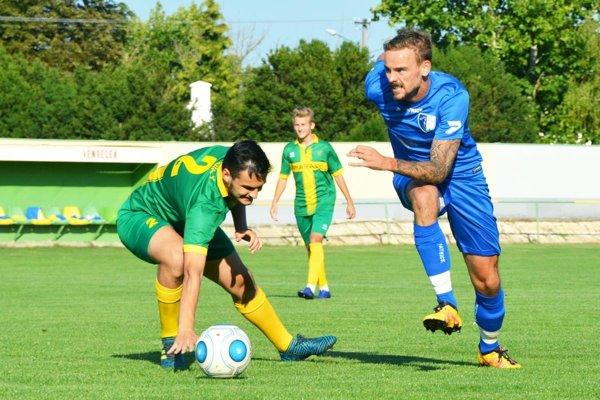 Gabčíkovo vyhralo v Topoľníkoch 8:0.