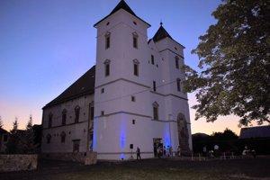 Zborovský Kostol svätej Žofie prešiel vposledných rokoch tiež zásadnou obnovou.