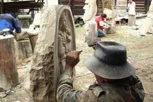 Kamenári tento rok pridali ku dielam svojich predchodcov desať sôch.