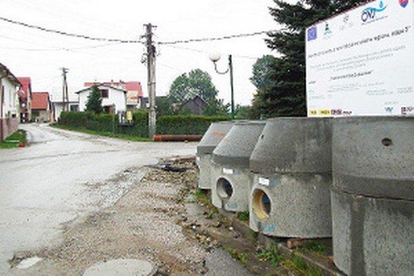Vavrečka je jednou zo siedmich oravských obcí zahrnutých do druhej etapy odkanalizovania Oravy.