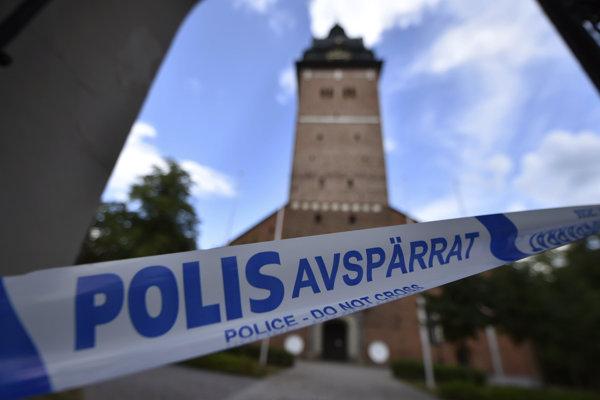 Zlodeji ukradli klenoty zo švédskej katedrály.