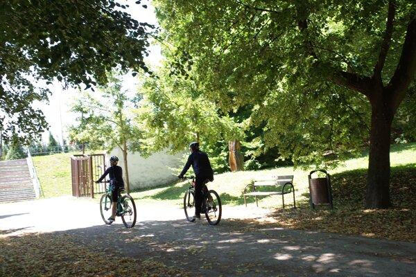 Žiar bude mať cyklotrasu za stovky tisícov eur.