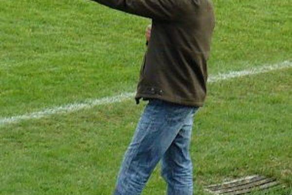 Pavol Strapáč, súčasný tréner Námestova.