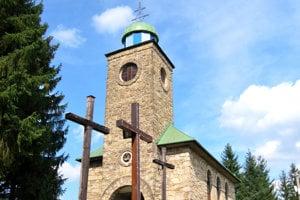 Tento rok oščadnická kalvária slávi už 70 rokov od svojej vysviacky.