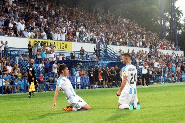 Po góle Tomáša Vestenického na 2:0 to vyzeralo veľmi sľubne.