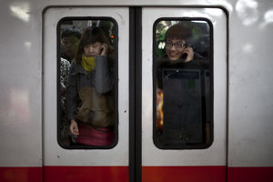 Súkromie je v čínskych mestách nedostatkovým tovarom.