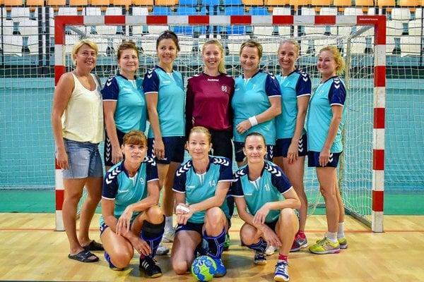 Tím ŠK Elite Nitra obsadil druhé miesto.