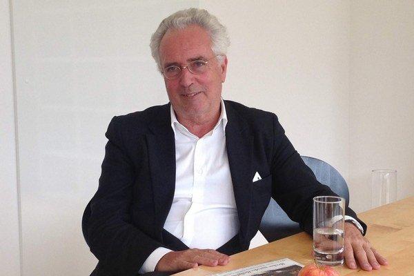 Dietmar Eberle.