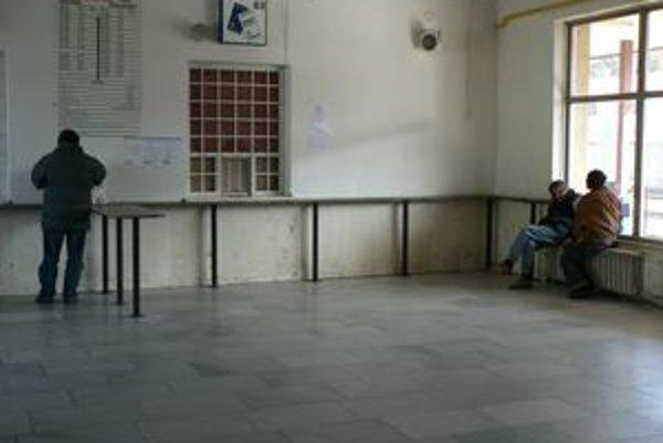 Okrem stanice sa môžu ľudia bez domova zohriať aj v mestskej ohrevni.