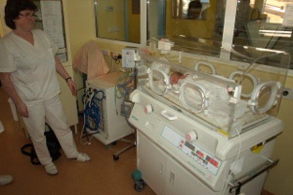 Špičkový prístroj, bez ktorého sa nezaobíde ani jedno gynekologicko-pôrodnícke oddelenie, stál nemocnicu približne 20-tisíc eur.