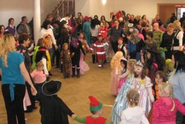 Vasiľovský karneval.