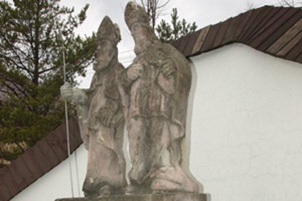 Nová ulica dostane názov podľa sochy sv. Cyrila a Metoda, kedysi stála neďaleko.