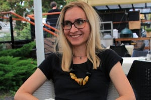 Autorkou kresieb je Zuzana Holičková.