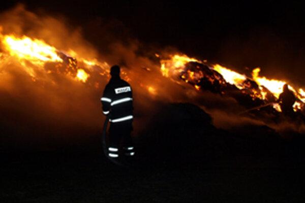 Vysielanie hasičov k zásahom ovplyvňujú okresy, v ktorých sídlia, ale aj vážnosť situácie.