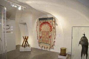 V zbierke betliarskeho múzea je veľa exponátov odkazujúcich na Orient.
