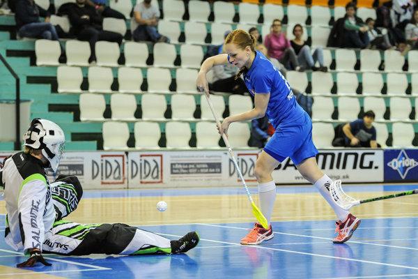 Denisa Ferenčíková prestúpila v lete do fínskeho klubu z Tampere.