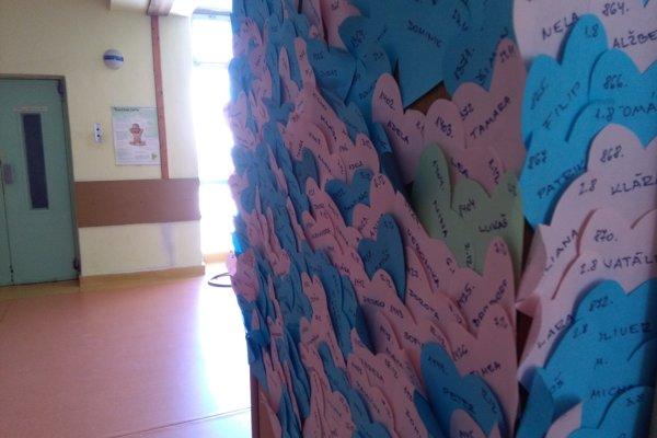 Milá tradícia v žilinskej nemocnici.