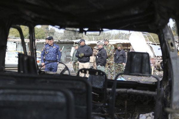 Vďaka Sudánímu zažil Bagdad o desiatky útokov menej.