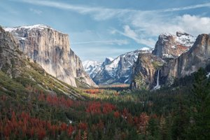 Národné parky USA