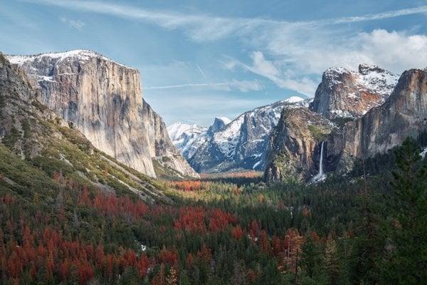 Najkrajšie americké národné parky