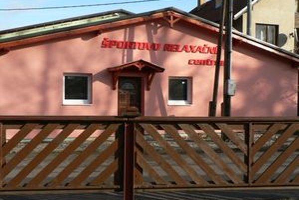 Športovo-relaxačné centrum v Jasenovej je zvonka pripravené na prevádzku. Chýba už len dovybaviť vnútorné priestory.