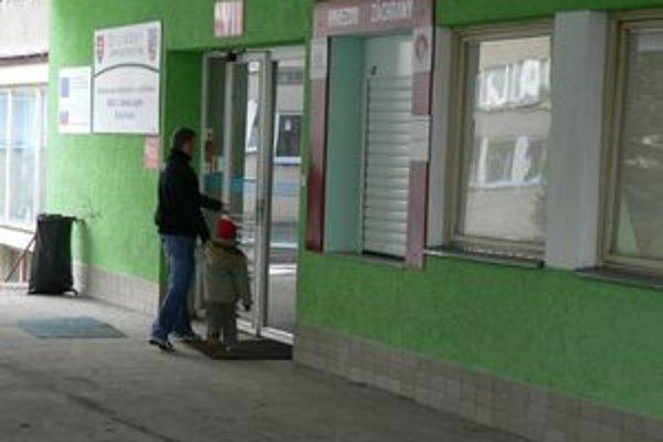 Verejný inkubátor v Dolnom Kubíne zatiaľ nevyužila na odloženie bábätka žiadna žena.
