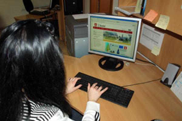 Webstránky sú dnes najrýchlejším zdrojom informácií.