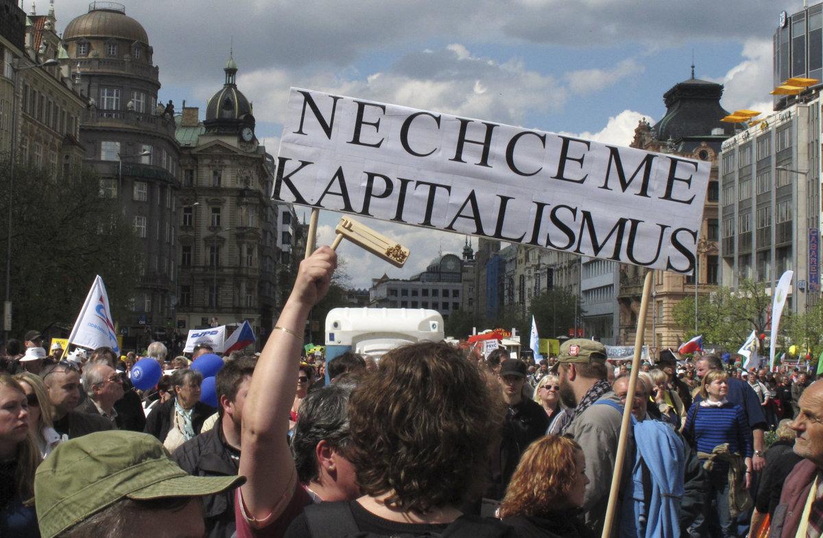 Výsledok vyhľadávania obrázkov pre dopyt KApitalizmus je slepá ulička civilizácie