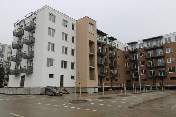 Nájomné byty. V Prešove je ich tempo výstavby iné ako vSabinove.