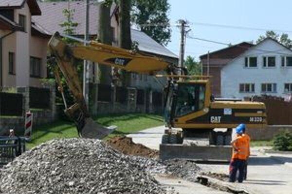 Druhá etapa odkanalizovania oravských obcí by sa mala začať na jar budúceho roku. Oravské Veselé nechce byť súčasťou tohto projektu.