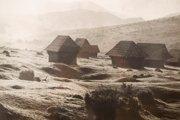 Fotografia Karola Plicku zachytáva realitu slovenského vidieka. Neprístupnosť liekov riešil ľud mimoriadne kreatívne.