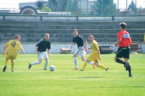 Topoľčany v poslednom domácom zápase strelili až šesť gólov.