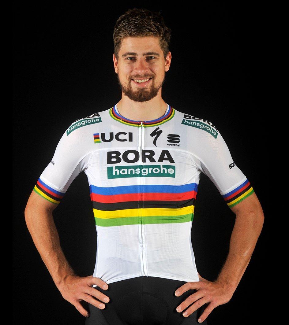 Peter Sagan, cyklista, tím Bora-Hansgrohe