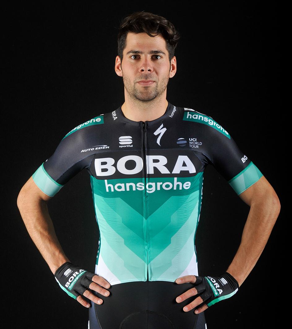 Michael Schwarzmann, cyklista, tím Bora-Hansgrohe