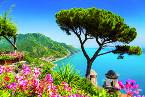 Amalfi - Taliansko.