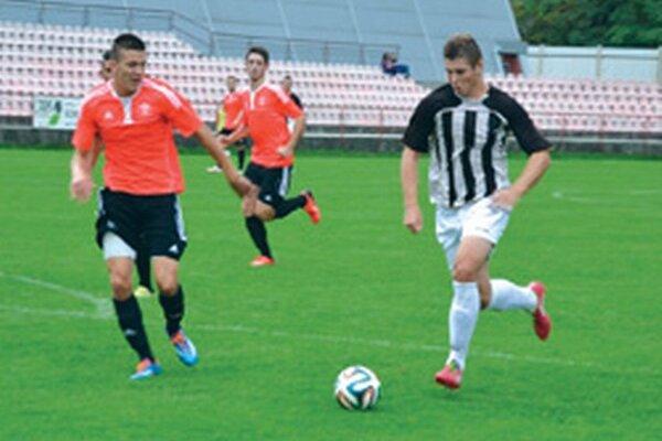 V predošlom kole remizovali Topoľčany v Púchove 0:0.