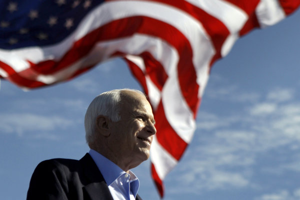McCain zomrel vo veku 81 rokov.