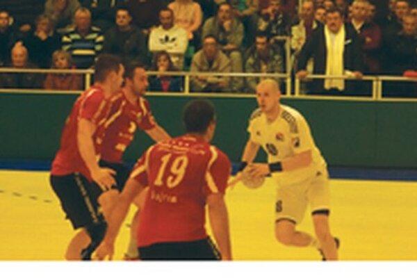 Pavol Polakovič strelil v zápase päť gólov.