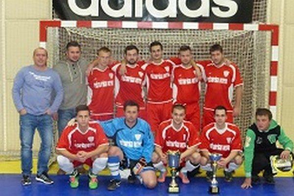 Prašice sa stali celkovými víťazmi 14. ročníka halového futbalového turnaja.