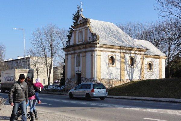 Kedysi kaplnku využívali evanjelici.